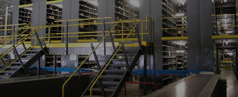 Mezzanine Railing Systems | ISDA Network