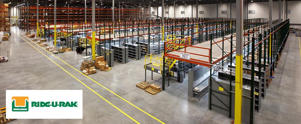 Ridg-U-Rak Pallet Rack Systems
