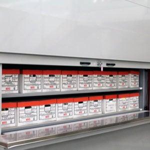 Vidir pan carousel vertical storage