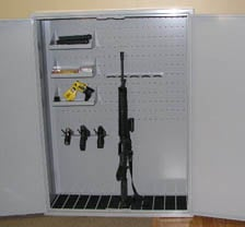FASCO weapons storage locker image