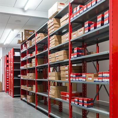 No-Bolt Interlok Shelving ISDA